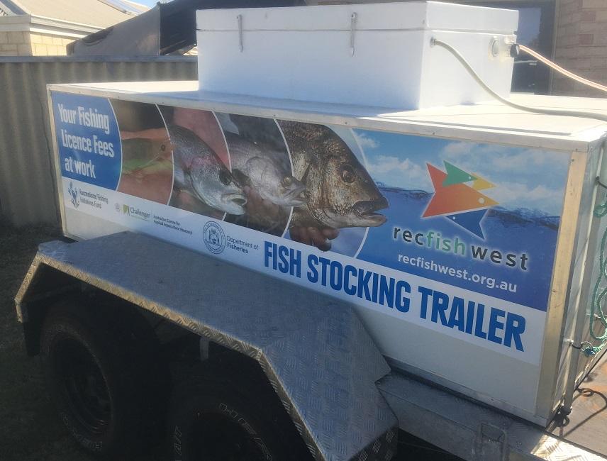 stocking trailer