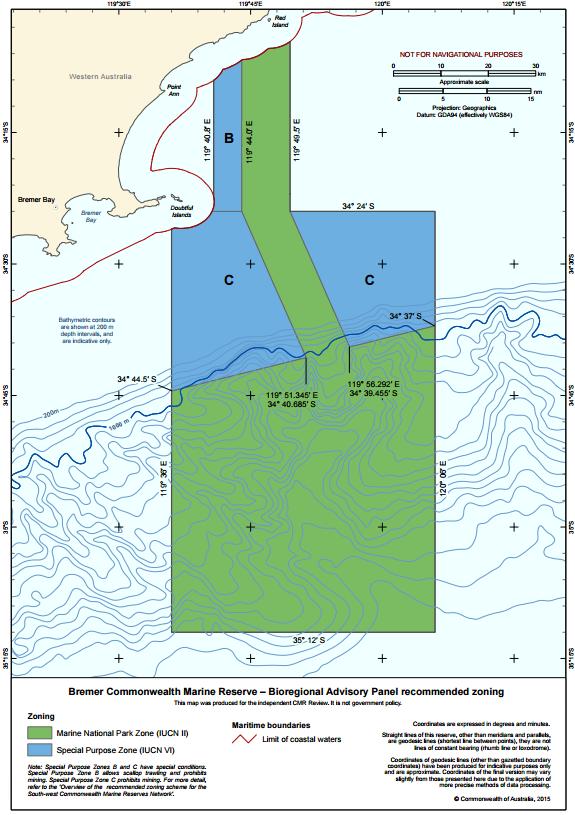 Bremer Bay New