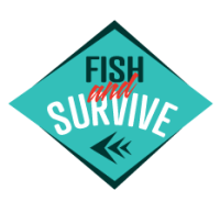 FISH AND SURVIVE LOGO