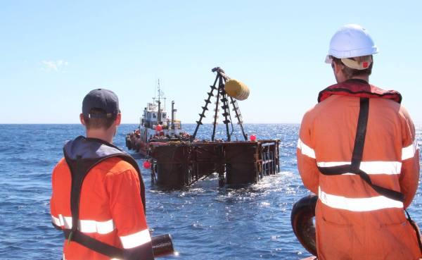 reef tower 2 deployment