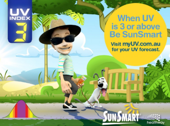 sunsmart uv picture